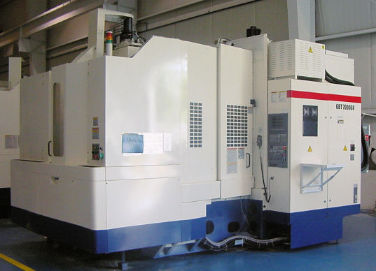 Turnkey solution, CNC Machine with Fanuc controls, New Ball Screws, CNC Program